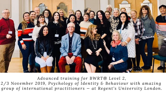 Advanced training for BWRT2